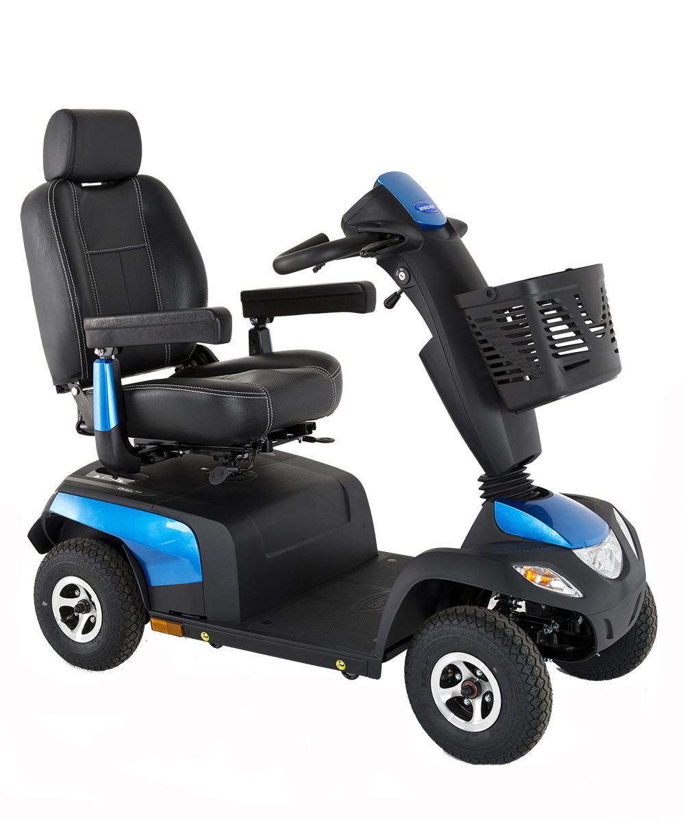 Promenadscooter